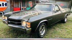 1971 Chevrolet El Camino 2dr Pickup