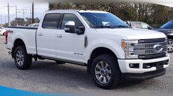 2019 Ford Super Duty F-250 Platinum