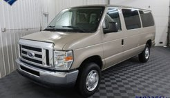 2012 Ford Econoline Wagon E-350 Super Duty XL
