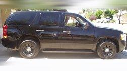 2014 Chevrolet Tahoe Police