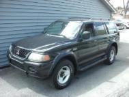 2001 Mitsubishi Montero Sport ES