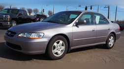 2000 Honda Accord EX V6