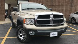 2002 Dodge Ram 1500 Long Bed