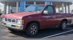 1996 Nissan Truck XE