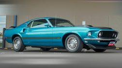 1969 Ford Mustang Mach 1 Gulfstream Aqua | 351 V8 | Beautifully Rest