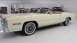 1976 Cadillac Eldorado Convertible | Only 3,697 Actual Miles!