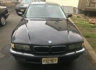 2001 BMW 7 Series 740iL