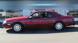 1987 Ford Thunderbird Turbo