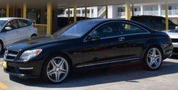 2012 Mercedes-Benz CL-Class CL 63 AMG