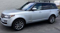 2016 Land Rover Range Rover Base