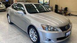 2009 Lexus IS 250 Base