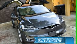 2016 Tesla Model X 75D AWD SUV - 22K LOW MILES - AUTOPILOT - BEST DEAL ON EBAY