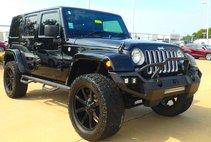 2016 Jeep Wrangler Unlimited Sahara 75th Anniversary
