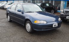 1993 Honda Civic EX