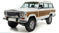 1988 Jeep Grand Wagoneer Base