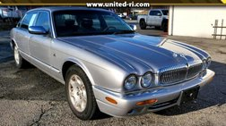 2001 Jaguar XJ-Series Vanden Plas
