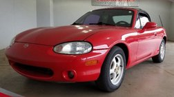 1999 Mazda MX-5 Miata Leather