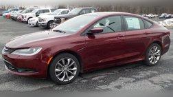 2015 Chrysler 200 S