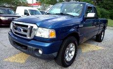 2010 Ford Ranger Sport