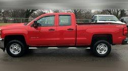 2015 Chevrolet Silverado 2500 LT / W/T
