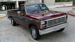 1982 Ford F-150 RESTORED 1982 FORD F150 90K ORIGINAL MILES