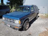 1996 Chevrolet Blazer 4d Utility
