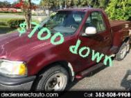 1997 Ford F-150 Reg. Cab Flareside Short Bed 2WD