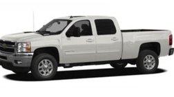 2012 Chevrolet Silverado 3500HD Work Truck
