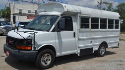 2005 GMC Savana Cutaway 3500 2dr Commercial/Cutaway/Chassis 139 177 in. WB