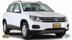 2015 Volkswagen Tiguan SEL