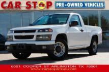 2012 Chevrolet Colorado Work Truck