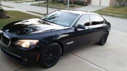 2009 BMW 7 Series 750Li