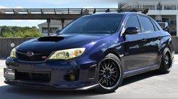2014 Subaru Impreza WRX STi STI Limited