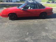 1992 Chrysler Le Baron Base