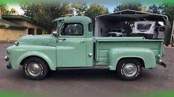1953 Dodge D100 6 Window All Original Steel Body