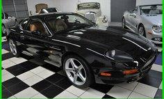 1997 Aston Martin DB7 17K MILES - 5SP MANUAL - CERT CARFAX - RARE