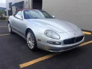 2002 Maserati Spyder Cambiocorsa