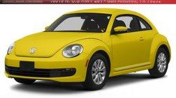 2013 Volkswagen Beetle 2.5 Fender Edition
