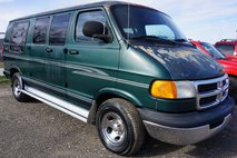 1999 Dodge Ram Van Conversion