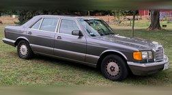 1987 Mercedes-Benz 300-Class 300 SDL
