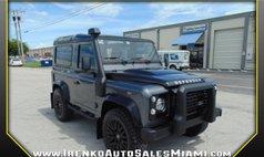 2016 Land Rover Defender 2-Door 4WD