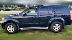2005 Nissan Pathfinder SE 4WD