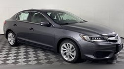 2018 Acura ILX ILX
