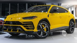 2019 Lamborghini Urus SUV FULL ADAS PACKAGE + CUSTOM EXHAUST
