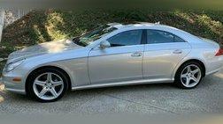 2008 Mercedes-Benz CLS-Class CLS 550