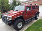2003 HUMMER H2 leather