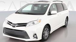 2019 Toyota Sienna XLE Minivan 4D
