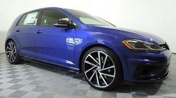 2018 Volkswagen Golf R Base