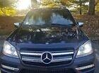 2010 Mercedes-Benz GL-Class GL 450 4MATIC