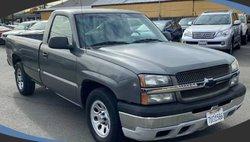 2005 Chevrolet Silverado 1500 WT